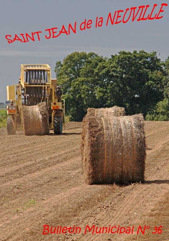 couverture bulletin saint jean de la neuville 2013
