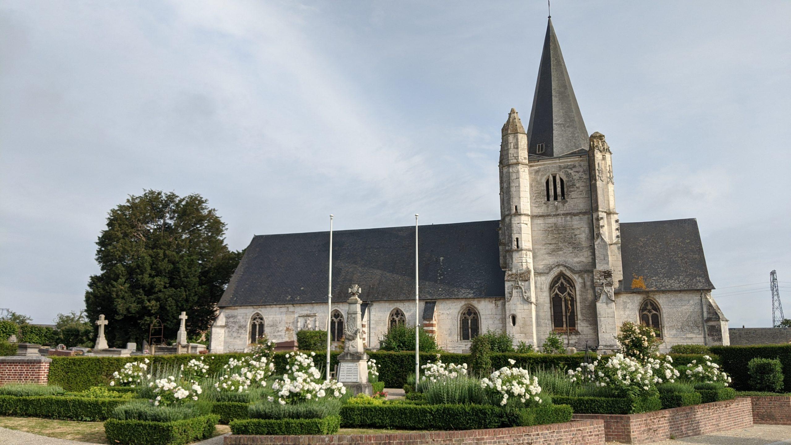 Église St Jean de la Neuville