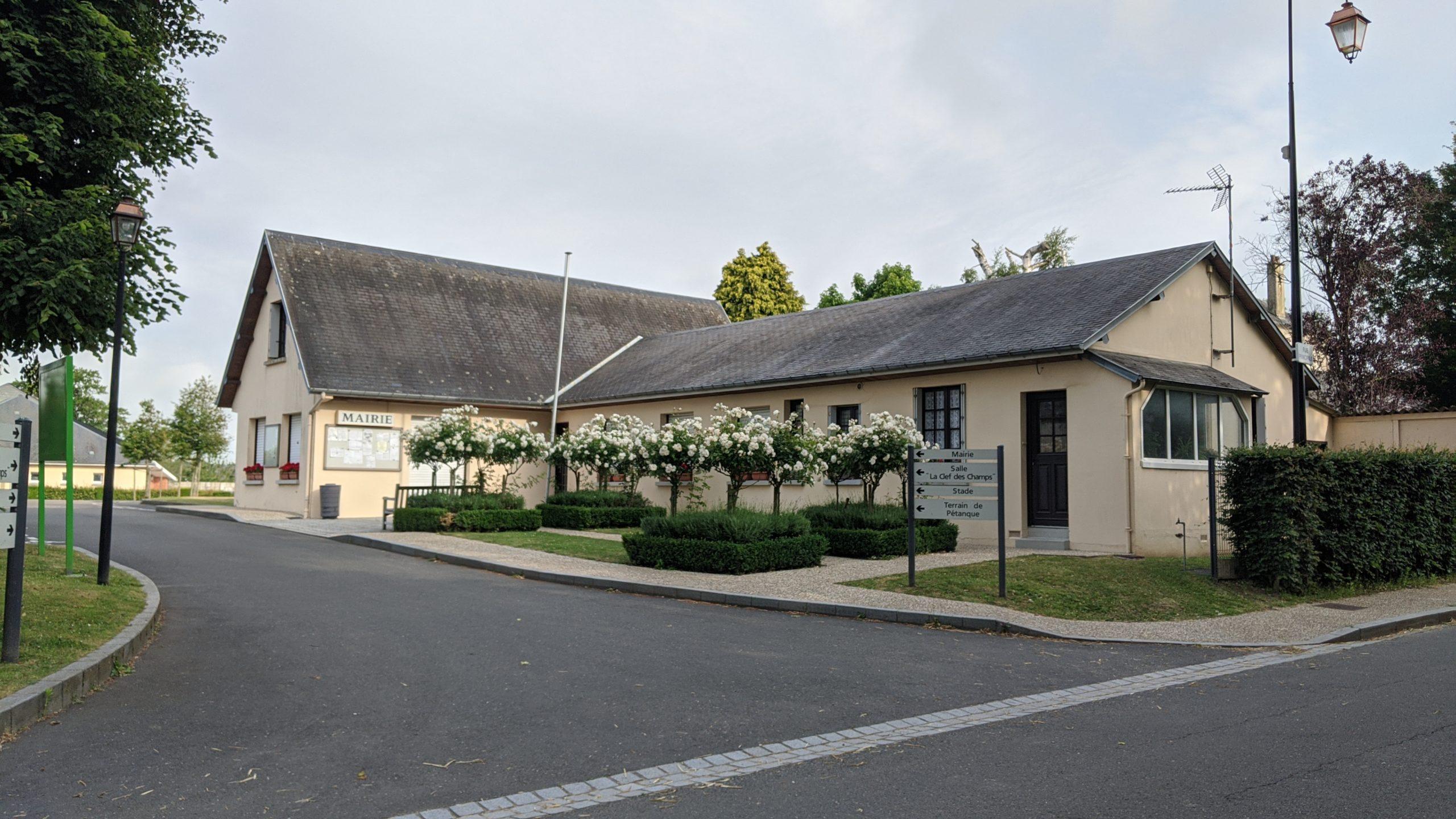 Mairie St Jean de la Neuville